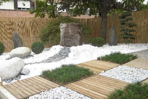 Giardino giapponese zen nihon teien giardino for Pietre per giardino zen
