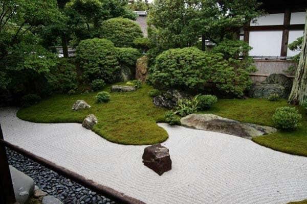 Giardino Zen Berlino : Piante giardino giapponese idee per il design della casa