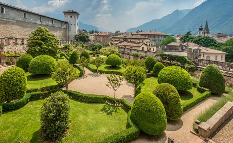 Il giardino all italiana il giardino all 39 italiana - Giardino all italiana ...