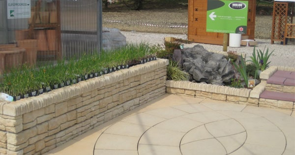 Bowland stone bowland stone zanatta alberto - Muretti per giardino ...