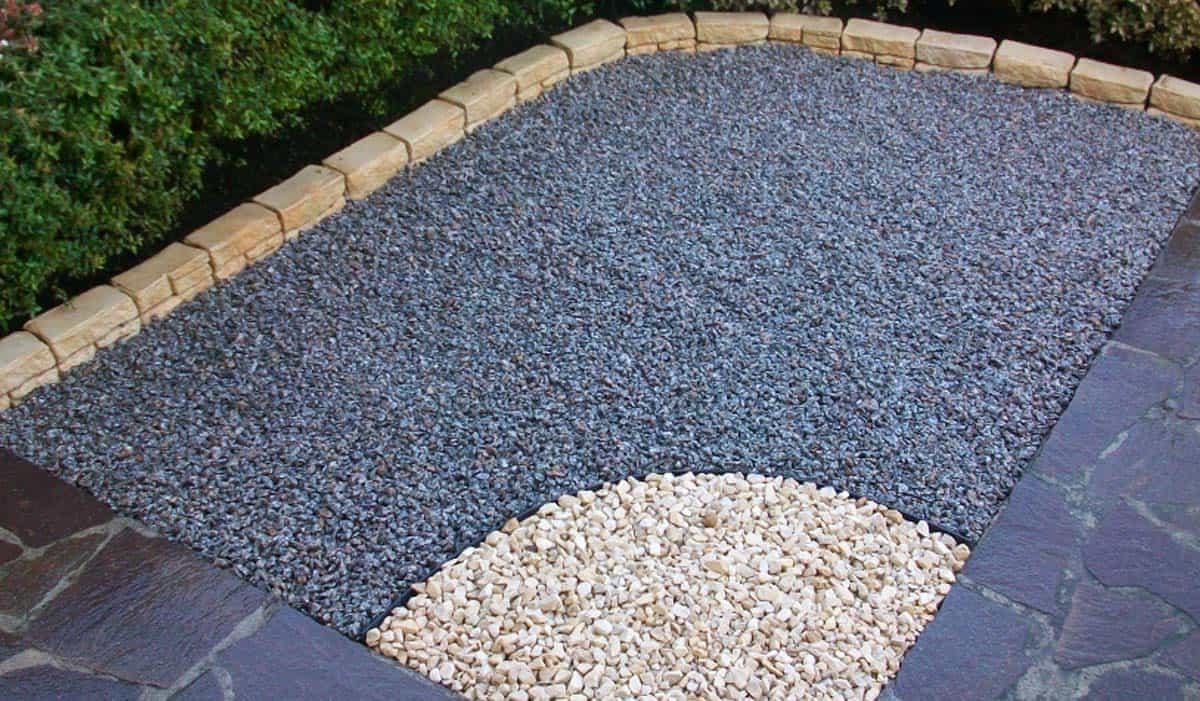 Il giardino di pietra zanatta alberto - Vialetto giardino fai da te ...