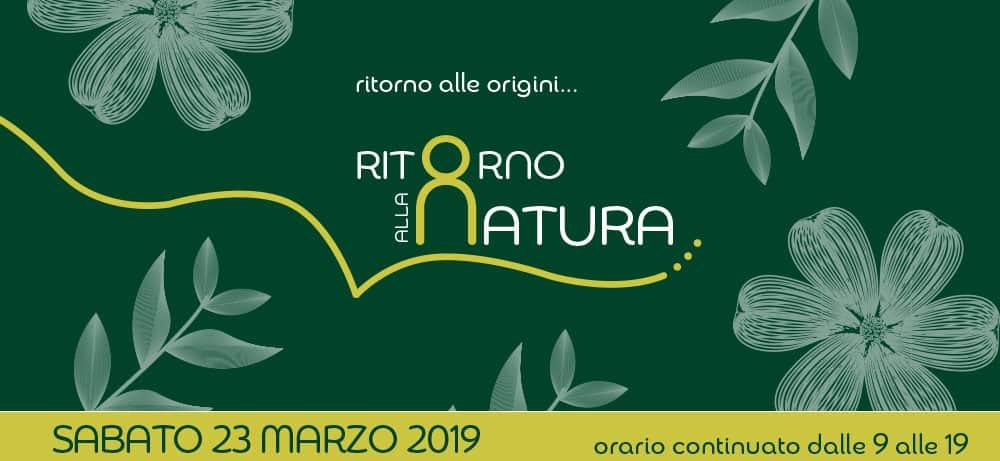 Festa di Primavera 2019 - Ritorno alla Natura